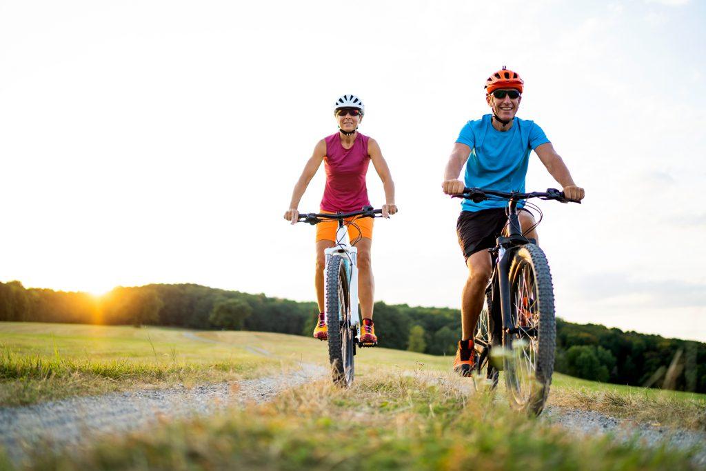 Location de vélo électrique à l'Île d'Orléans